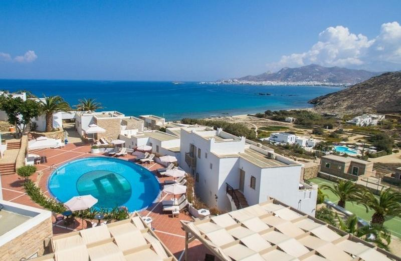 NAXOS MAGIC VILLAGE STUDIOS & APTS